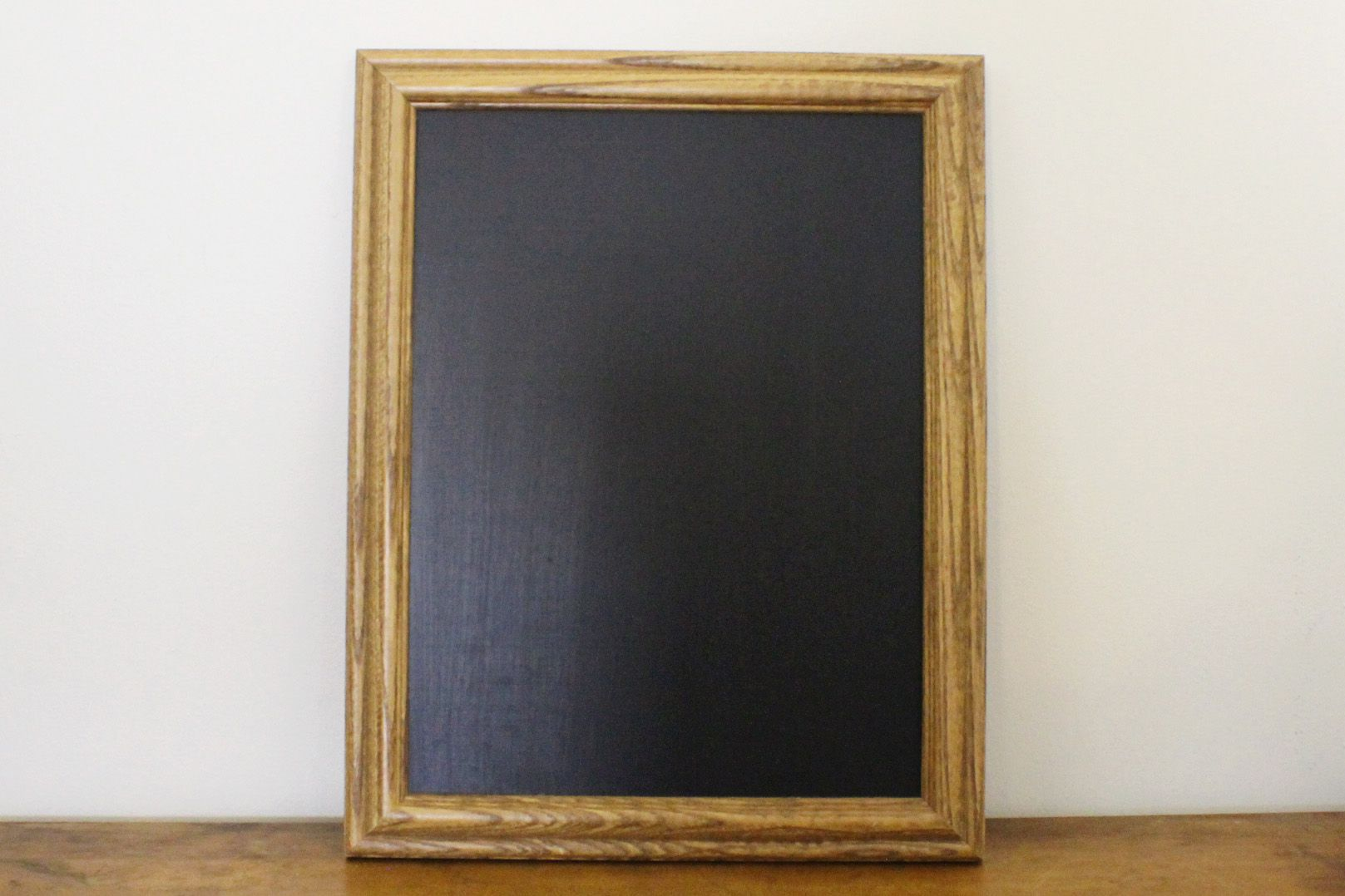 How to Create a Chalkboard From an Old Picture Frame