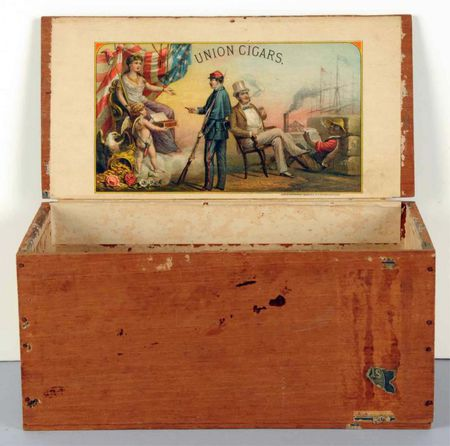 Wooden Cigar Boxes Values And Collecting