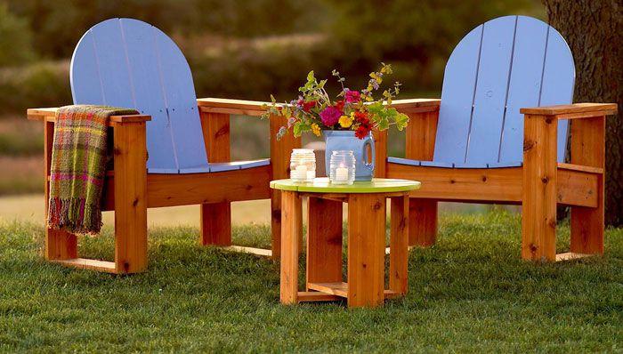 Lowe S Adirondack Chair Plans