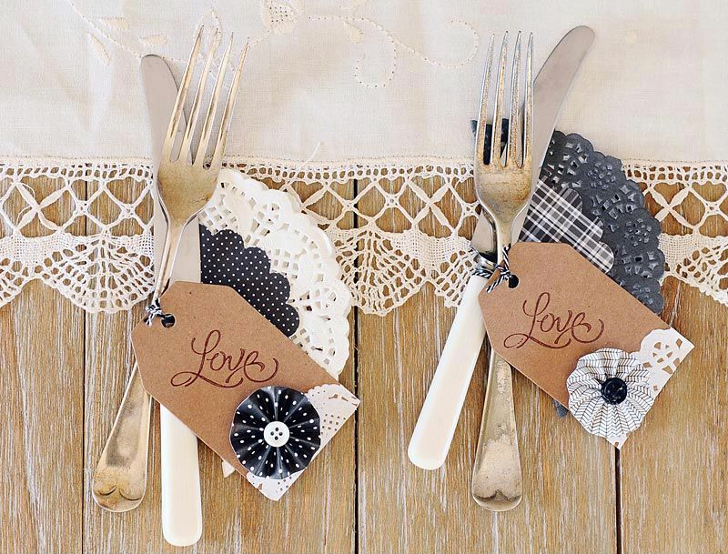 15 Creative Doily Craft Ideas