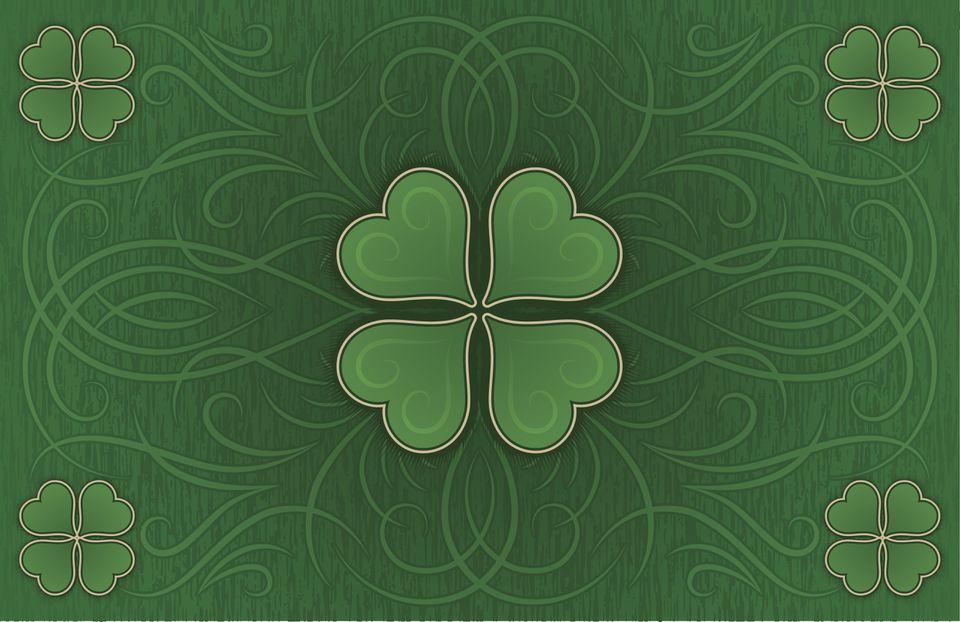 Love of the Irish - Tabloid Background
