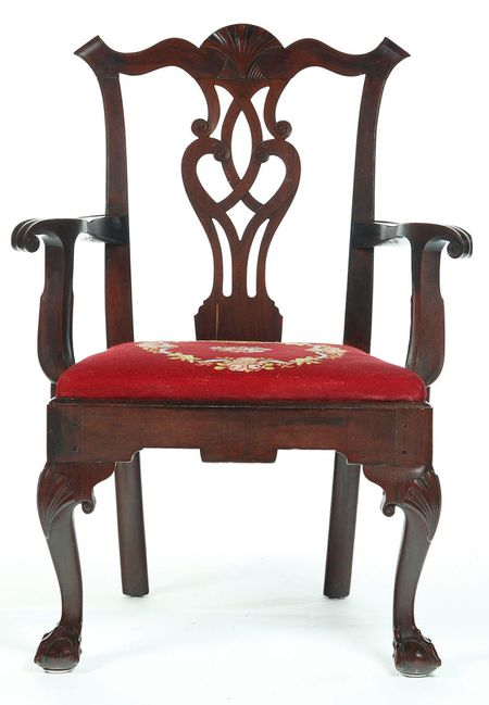 Chippendale Furniture - Identifying Chippendale Furniture
