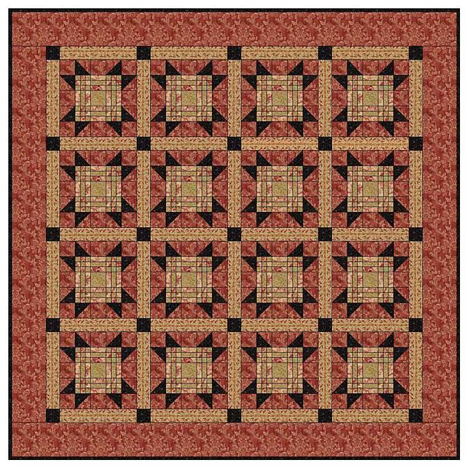 missouri puzzle quilt pattern
