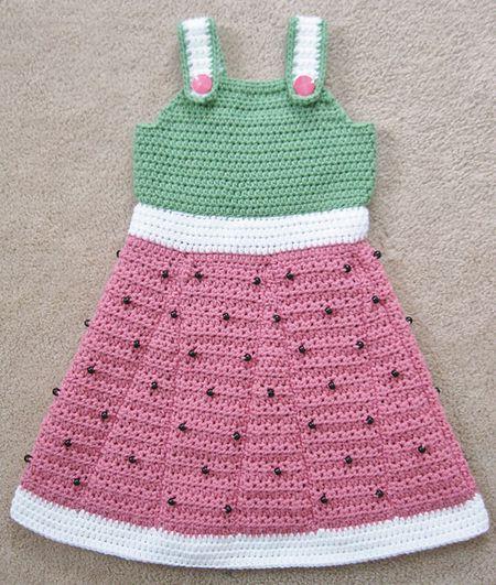 10 Types Of Unique Crochet Dresses