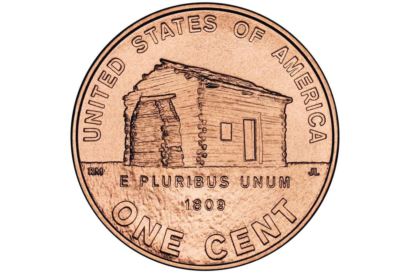 Birth and Early Childhood in Kentucky Reverse Of the 2009 Lincoln Penny