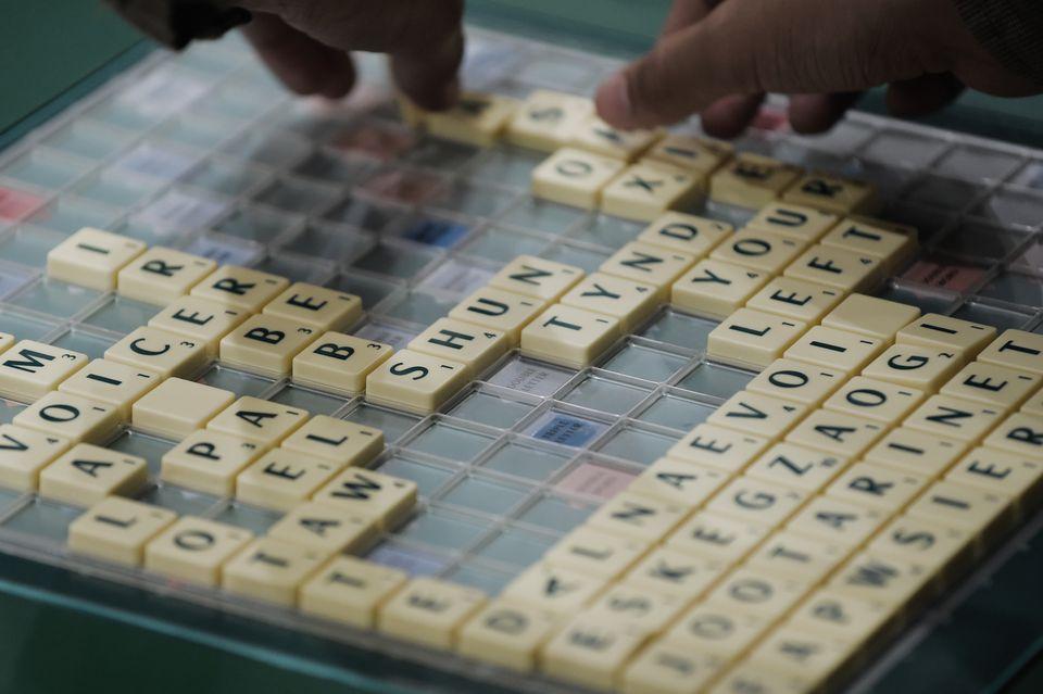 2014 Scrabble Champions Tournament