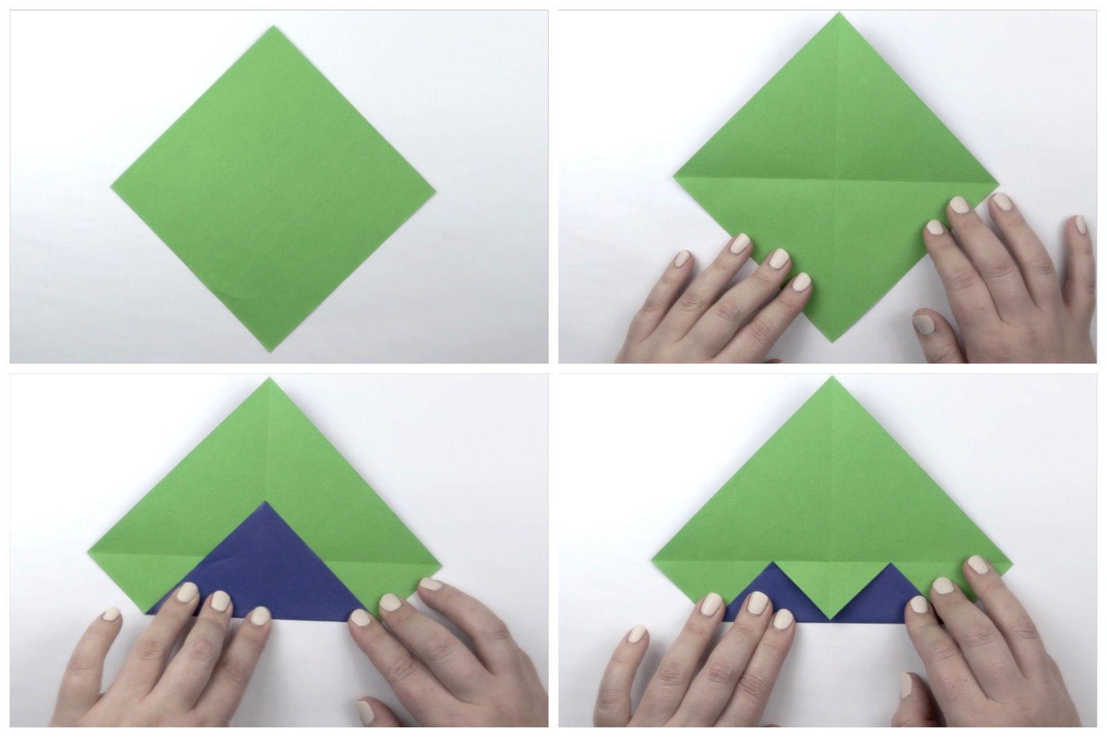 Easy Origami Tato Envelope Tutorial
