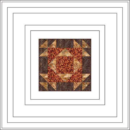 Mystery Medallion Quilt Pattern