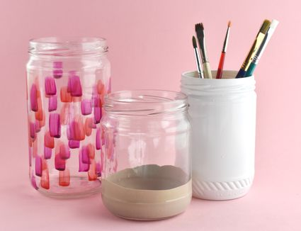 How to Paint Glass 3 Ways