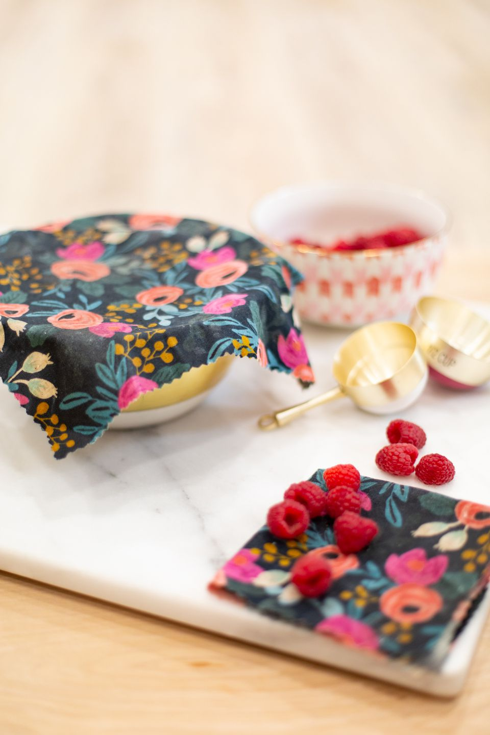 How to make reusable food wraps