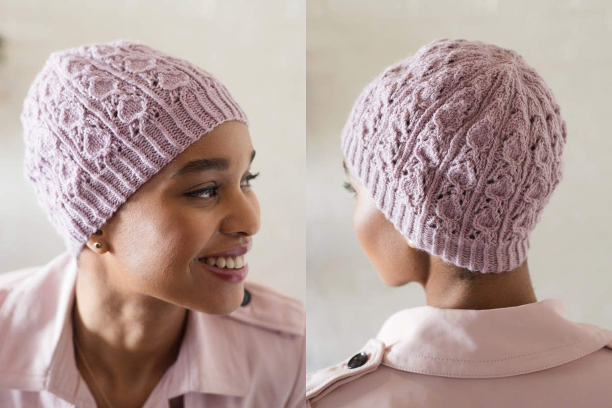 Freshwater Hat Knitting Pattern
