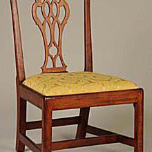 Ca. 18th Century Chippendale Mahogany Chair