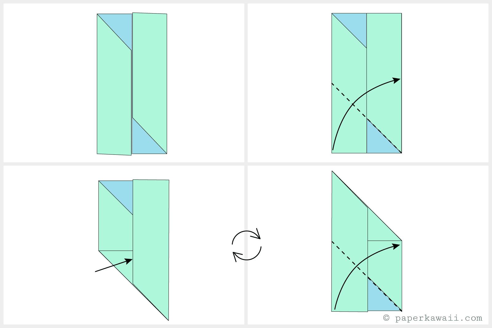 Surprising How To Make A Modular Origami Cube Box Wiring Digital Resources Honesemecshebarightsorg
