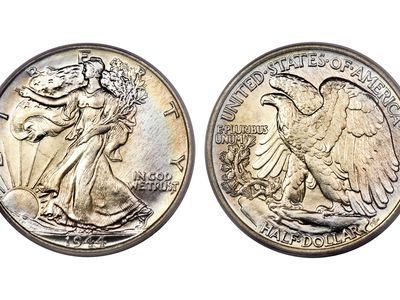 How Much Is My Walking Liberty Half Dollar Worth