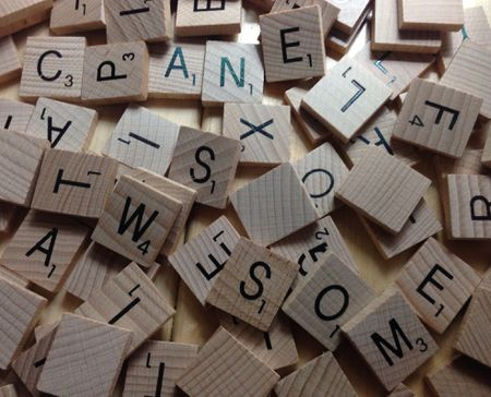 Exchanging Tiles in Scrabble