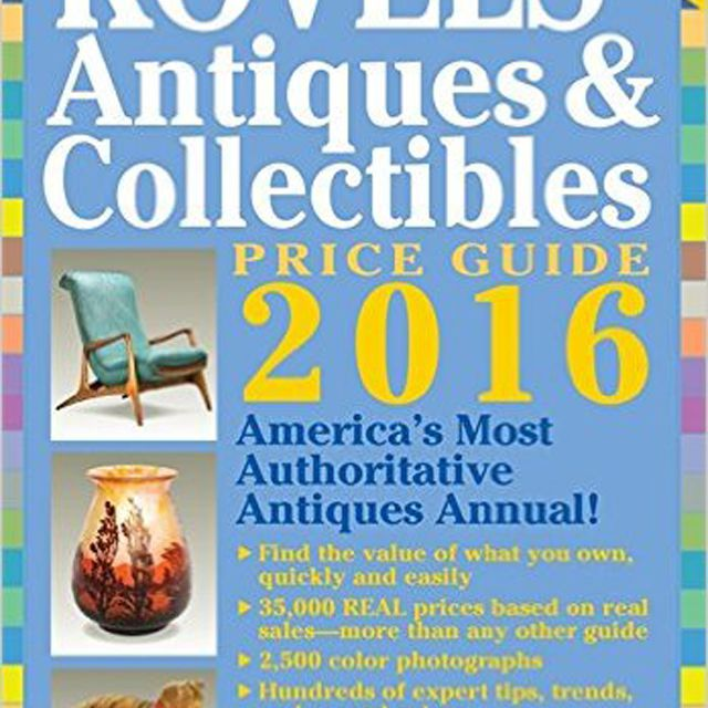 Kovels' Antiques & Collectibles Price Guide 2016 Cover