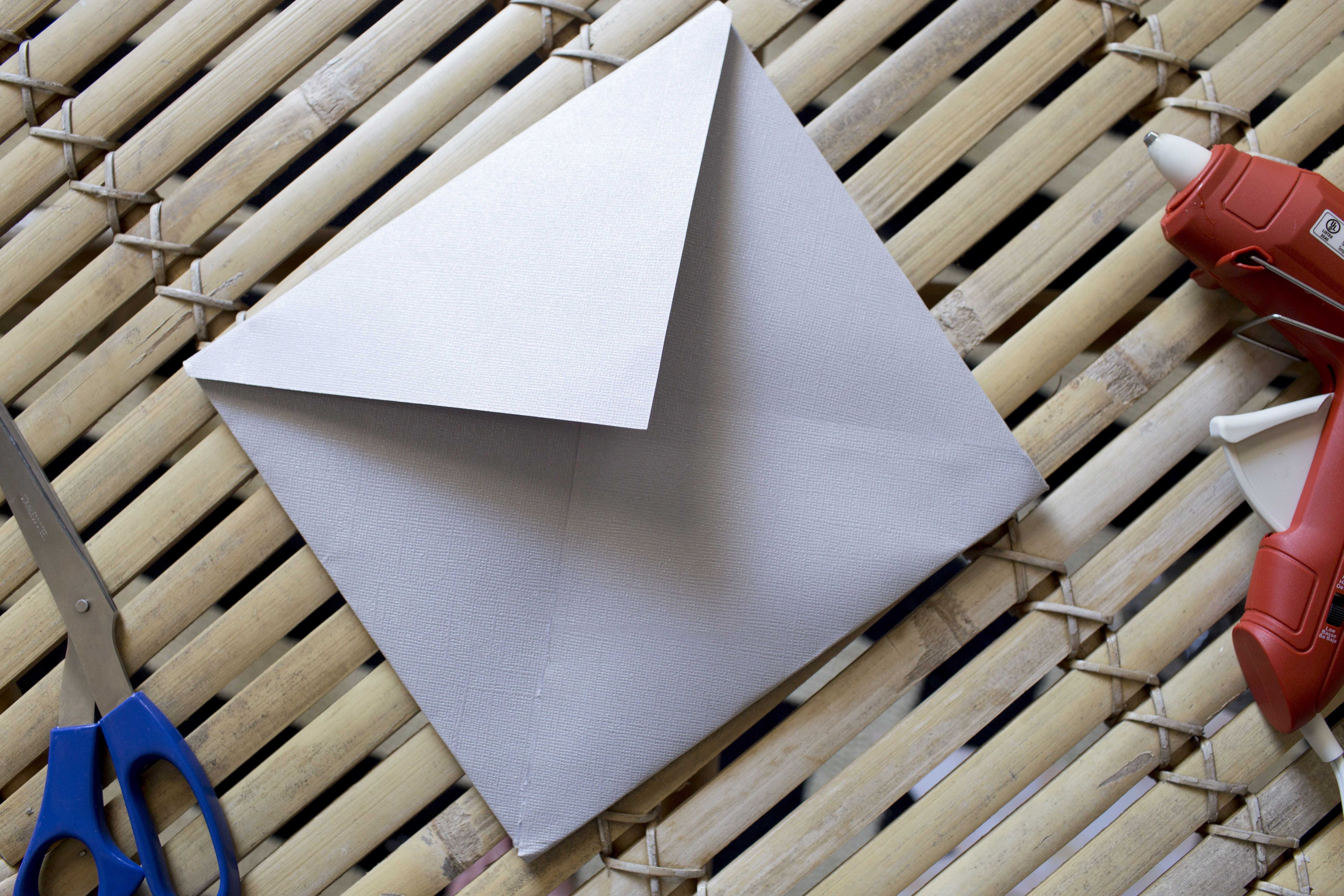 How to Make Your Own Paper Envelope