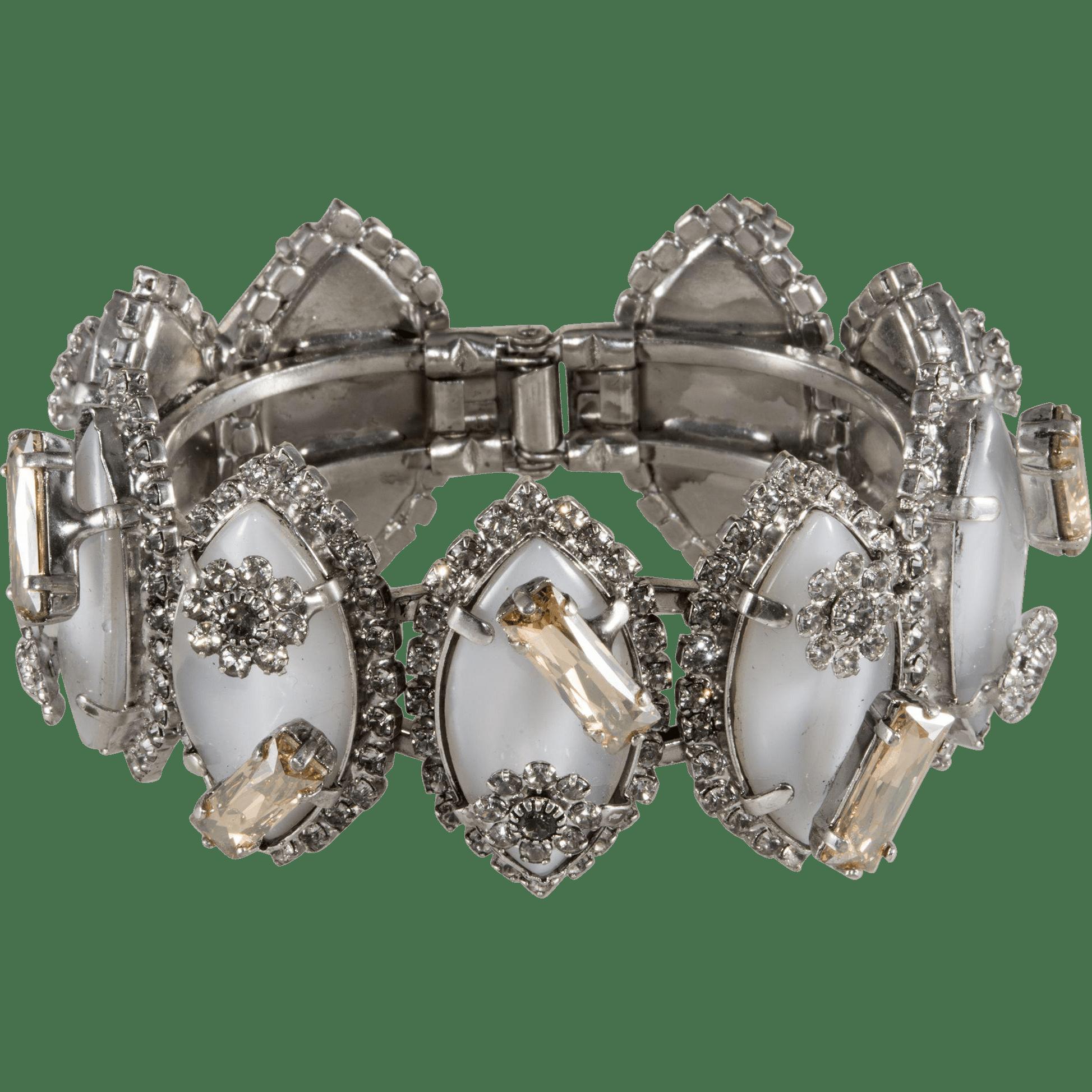 Contemporary Collectible Hinged Bracelet by Rodrigo Otazu, c. 2005