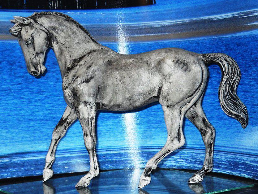 A breyer horse