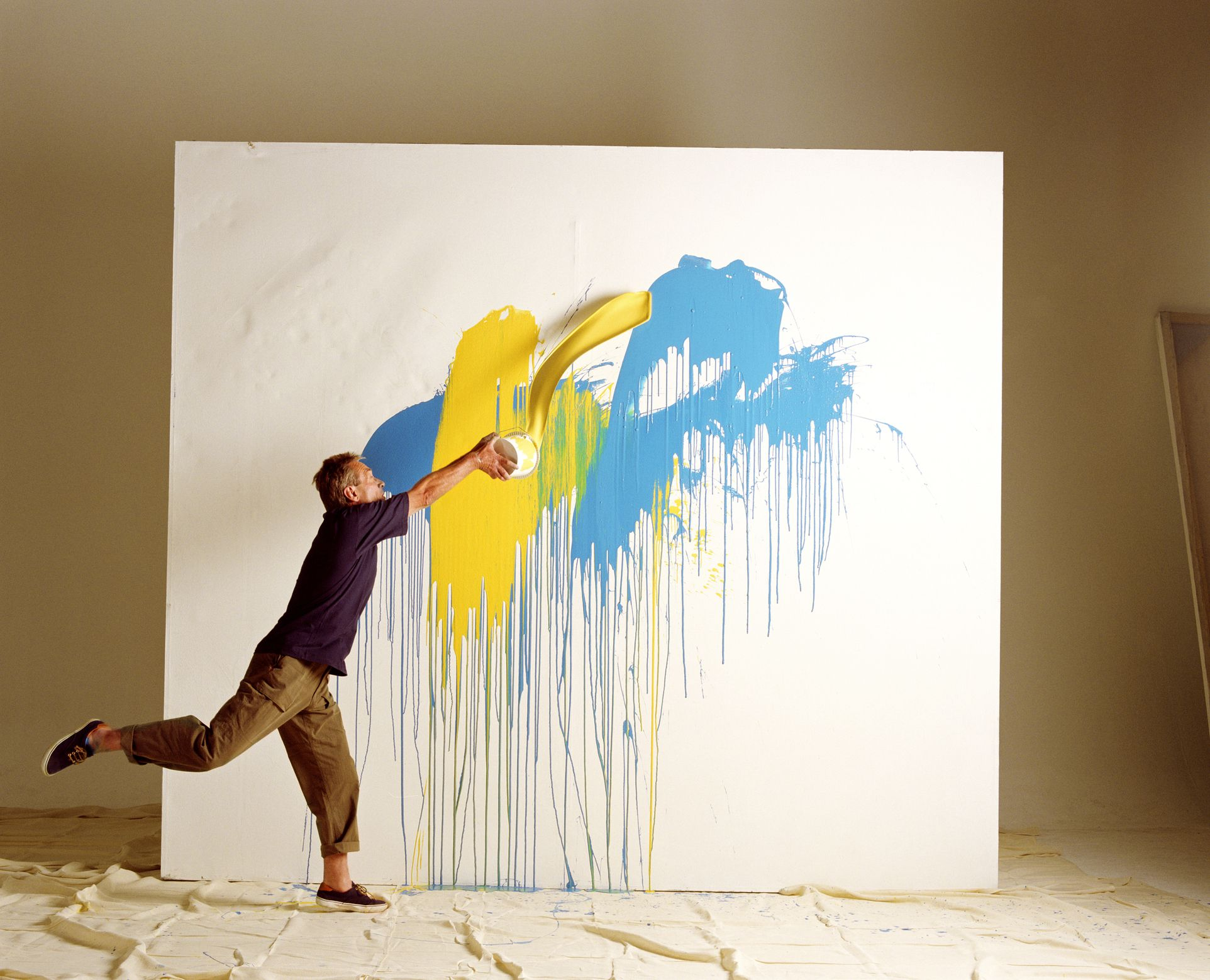 Is It Ok To Use House Paint For Art