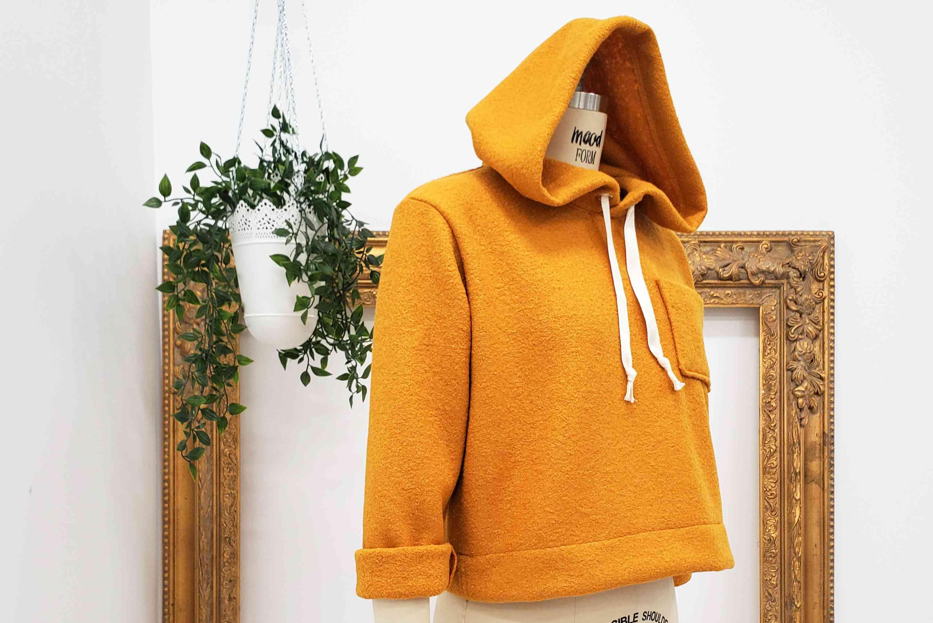 Boxwood Hoodie Sewing Pattern