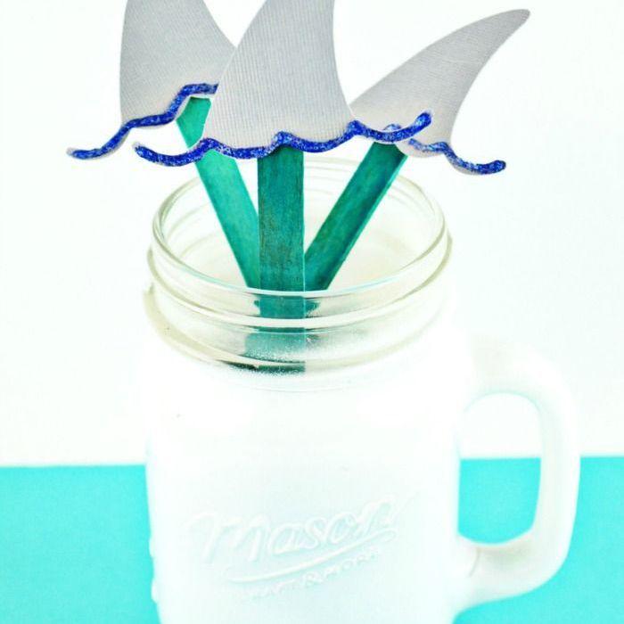 Shark Fin Bookmark