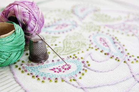 Learn Embroidery With 32 Helpful Stitch Instructions