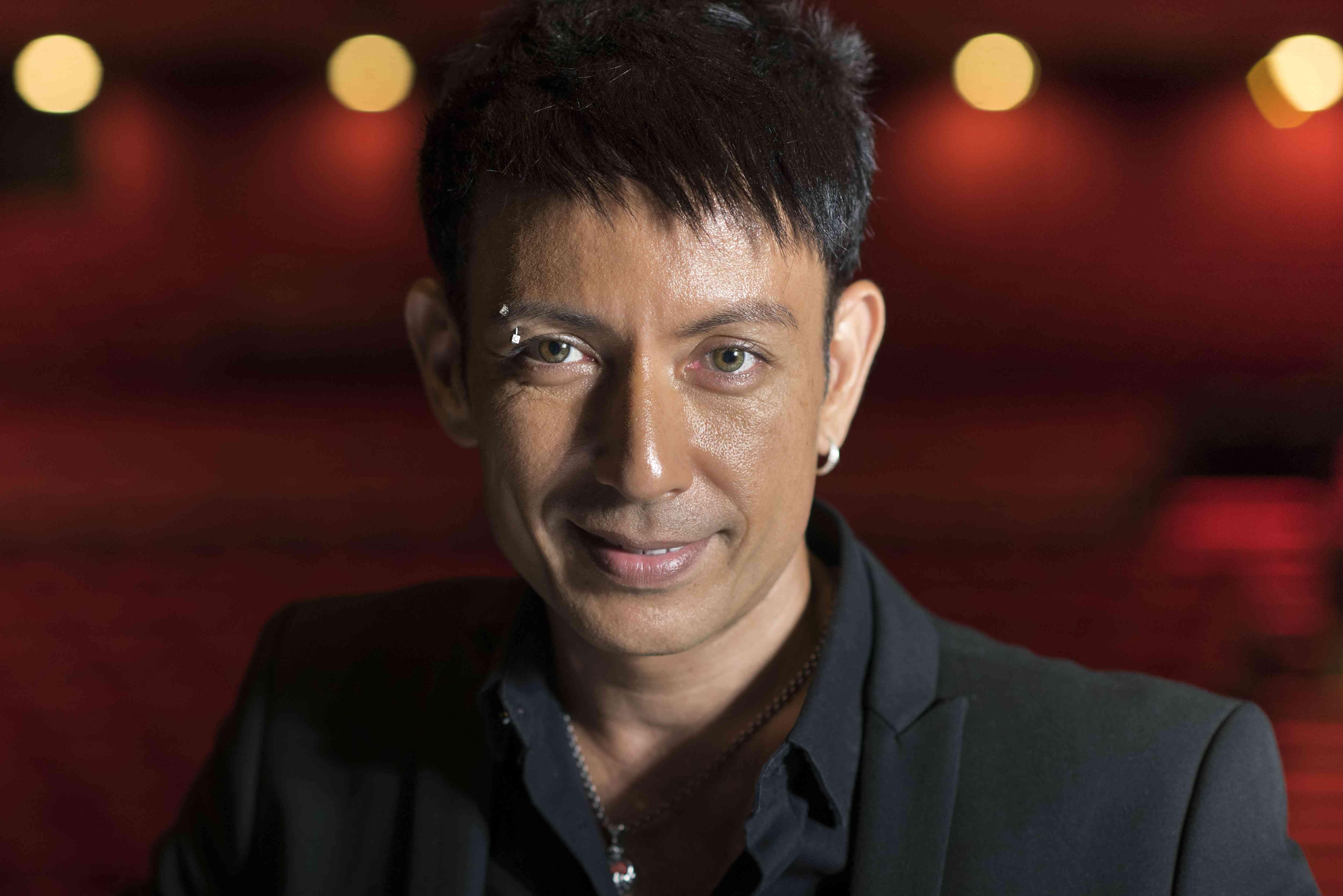 Magician Cyril Takayama