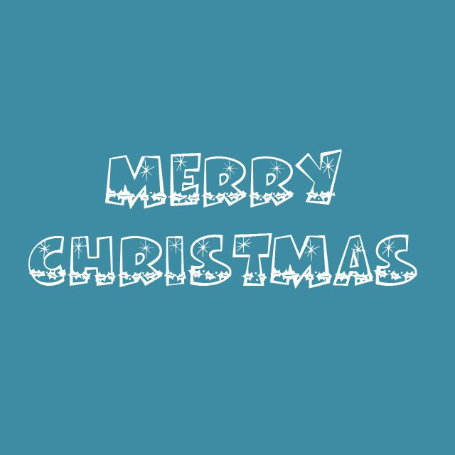 merry christmas in bodie mf holly font - Christmas Fonts Free