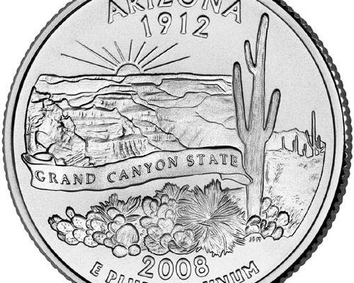 Arizona State Quarter