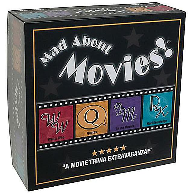 Mad About Movies game
