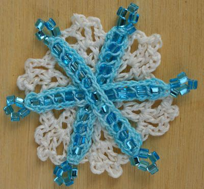Free Patterns For Beautiful Beaded Crochet Projects