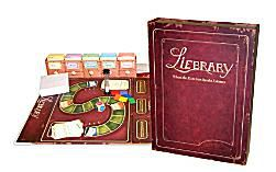 Game Box and Board for Liebrary