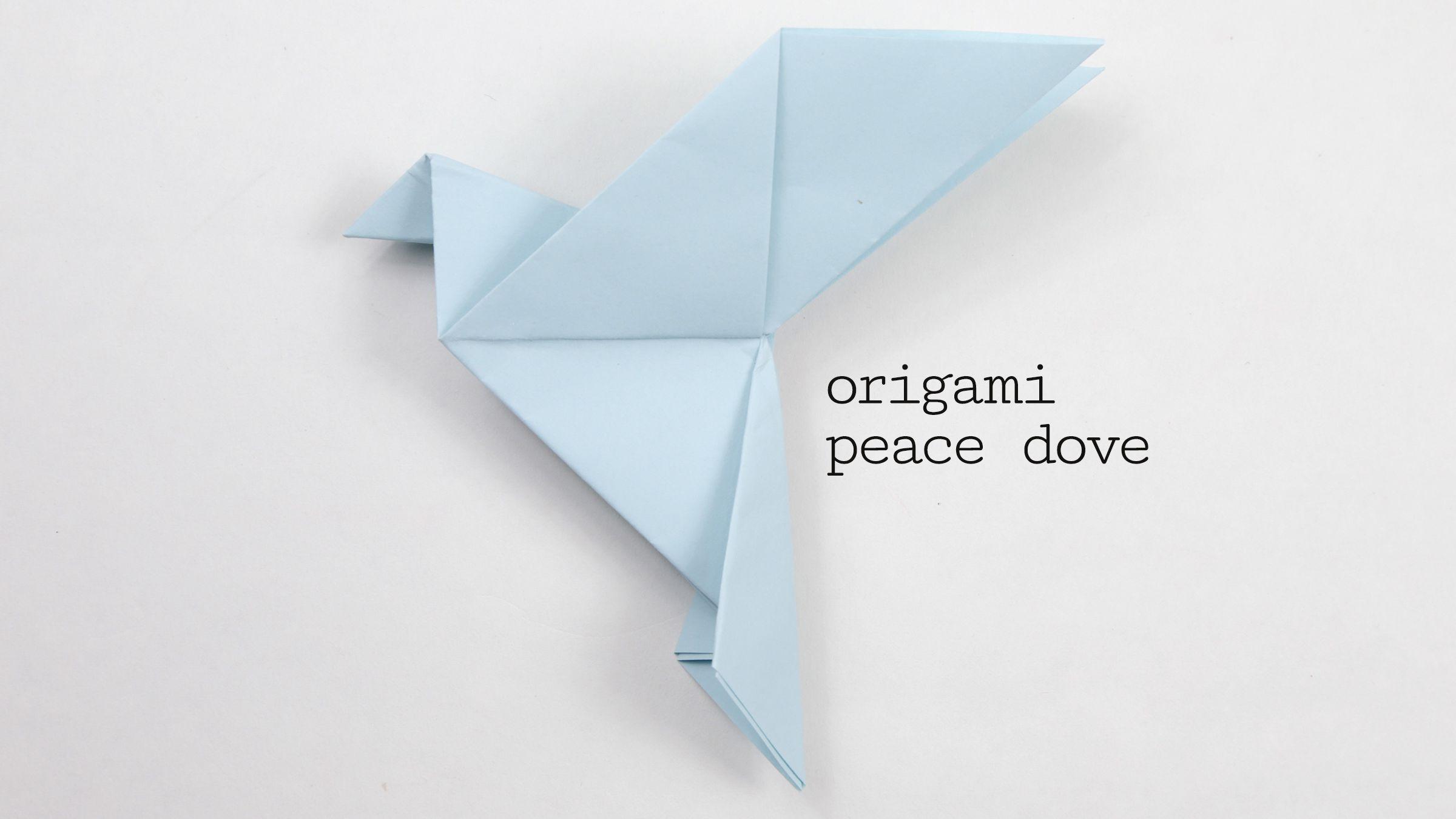 Tutorial: Origami Swallow Mobile | Crafty Little Secret… | 1350x2400