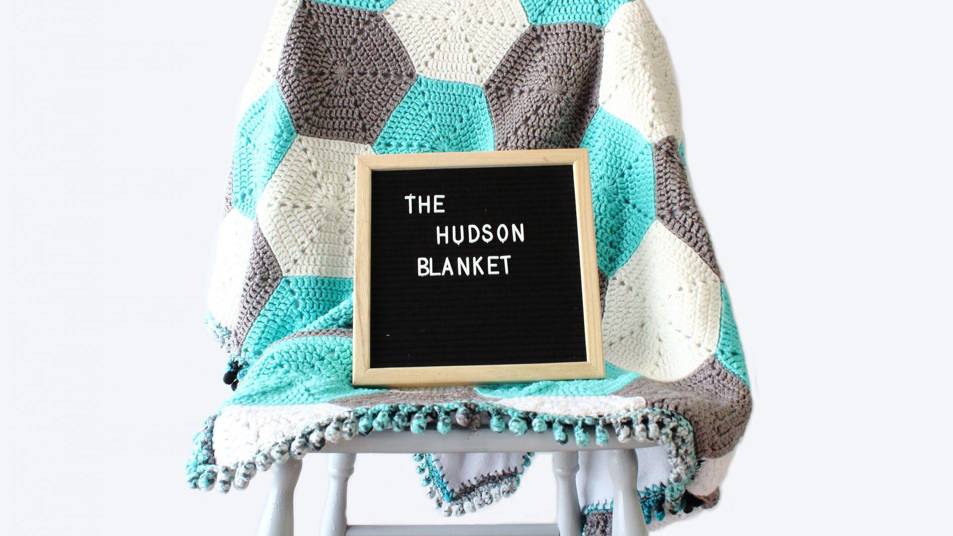 11 Easy Crocheted Baby Blanket Patterns
