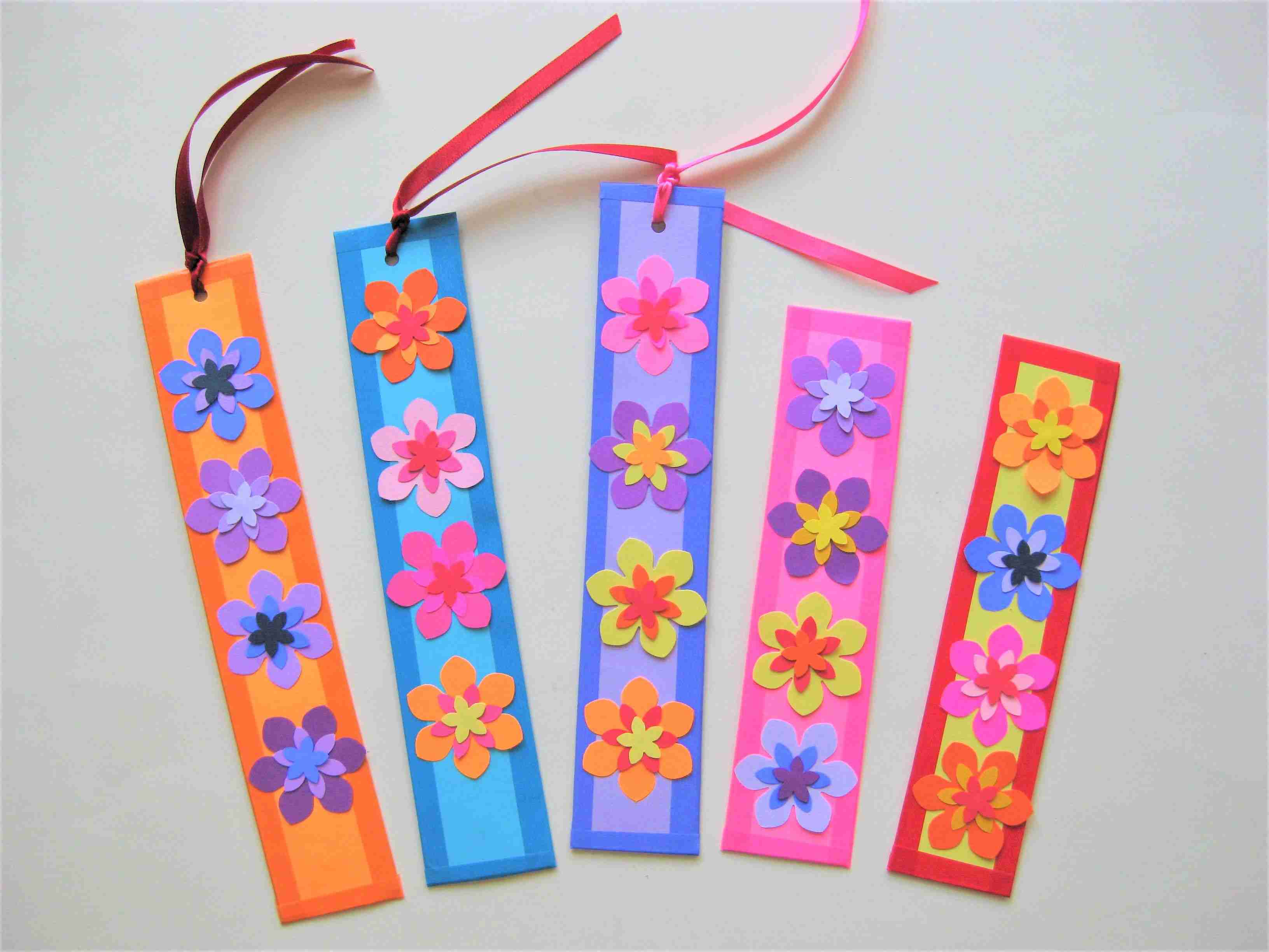 Kids Can Make These Bookmark Gifts