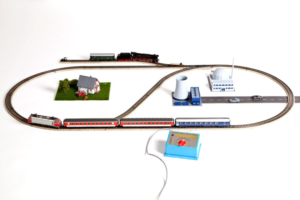How to Set up a Model Railroad Track Hammer Rail Wiring Diagram on