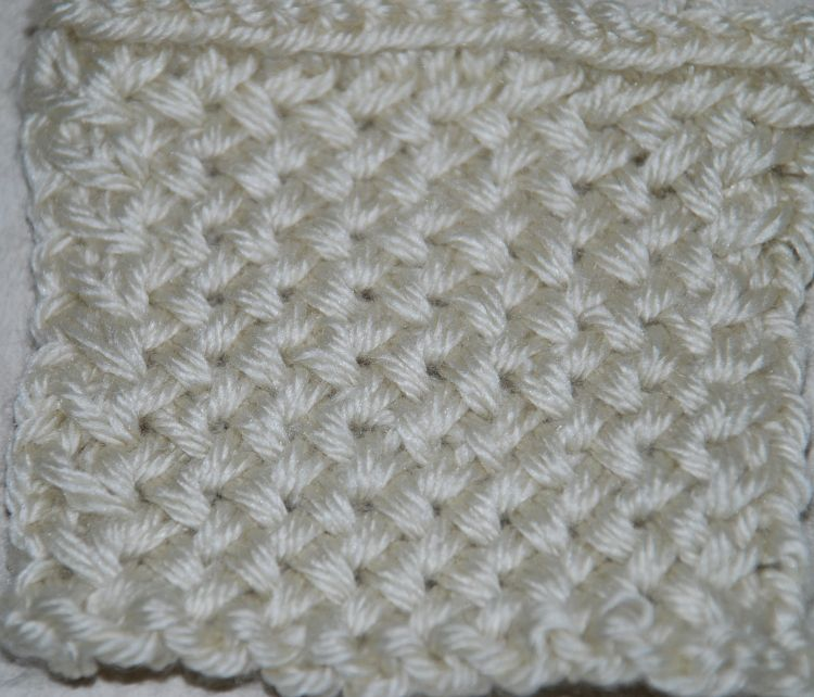 Learn To Knit The Plaited Basket Stitch