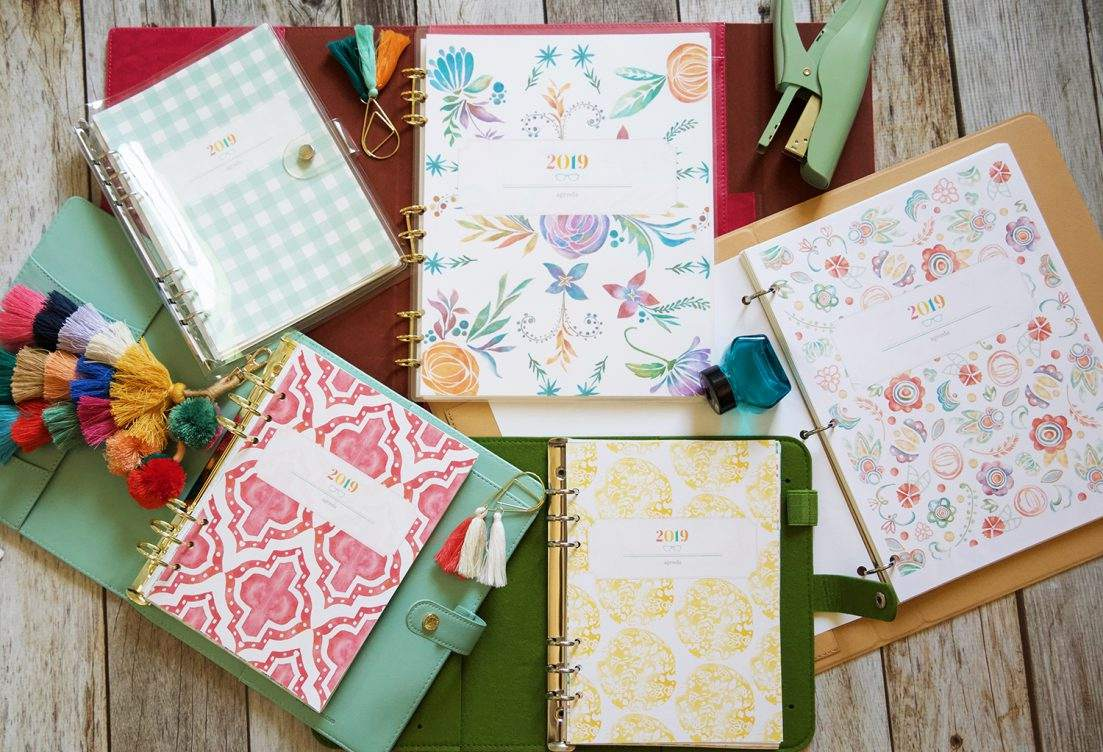 the ultimate free printable planner for 2019