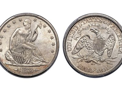 How Much Is Your Liberty Seated Half Dollar Worth