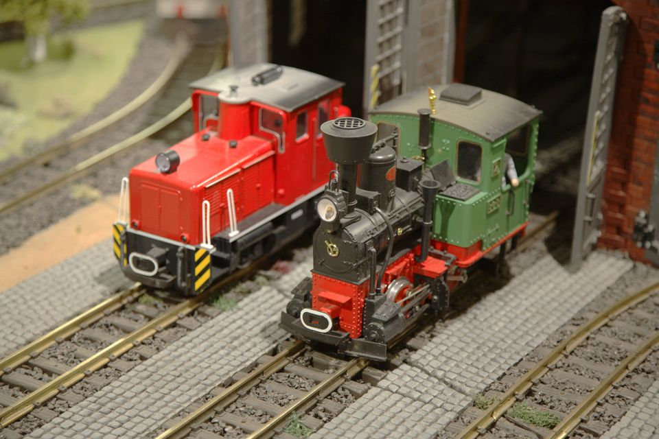 Miniature Locomotives