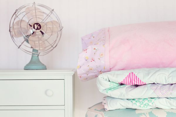 Baby Blanket Pillow Set