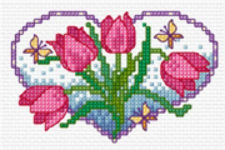 60 Floral Wreath CrossStitch Patterns Mesmerizing Cross Stitch Flower Patterns