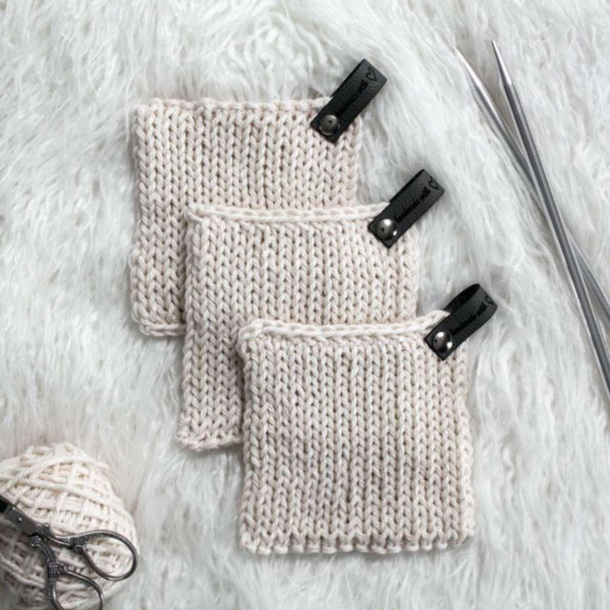 Handy Little Potholder Knitting Pattern