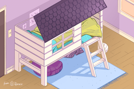 Details about BUNK BED Paper Patterns BUILD KING QUEEN FULL TWIN ... | 300x450