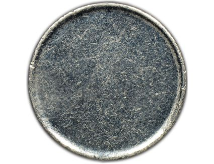 A Planchet for United States Coins