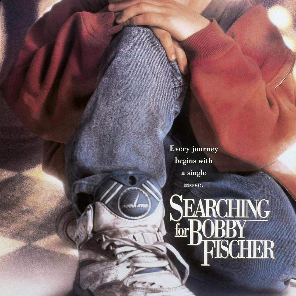 Searching for Bobby Fischer movie poster