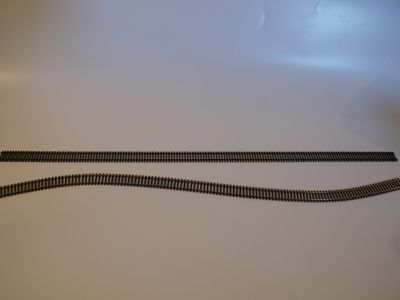 bus wiring for model railroads laying flex track model train layouts