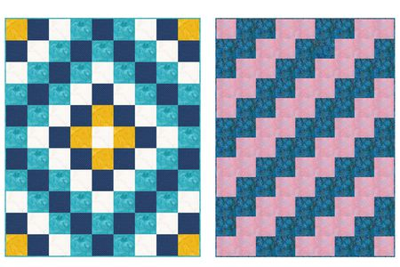 Easy Baby Quilt Patterns For Brand New Quilters Simple Easy Baby Quilt Patterns