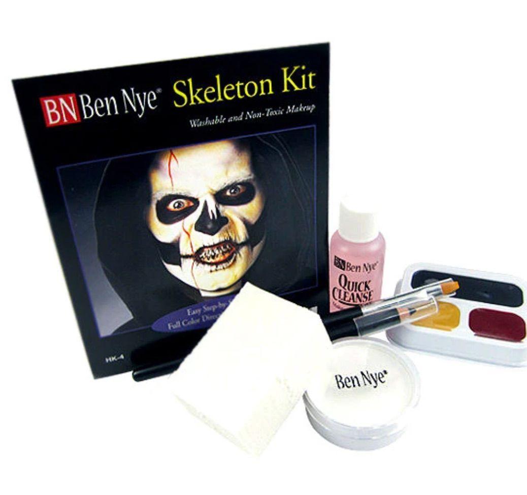 Ben Nye Skeleton Kit